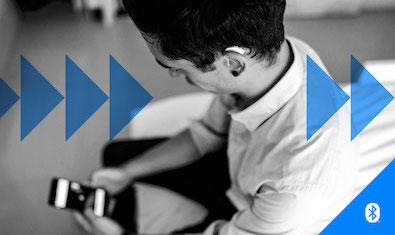 Bluetooth für Hörgeräte